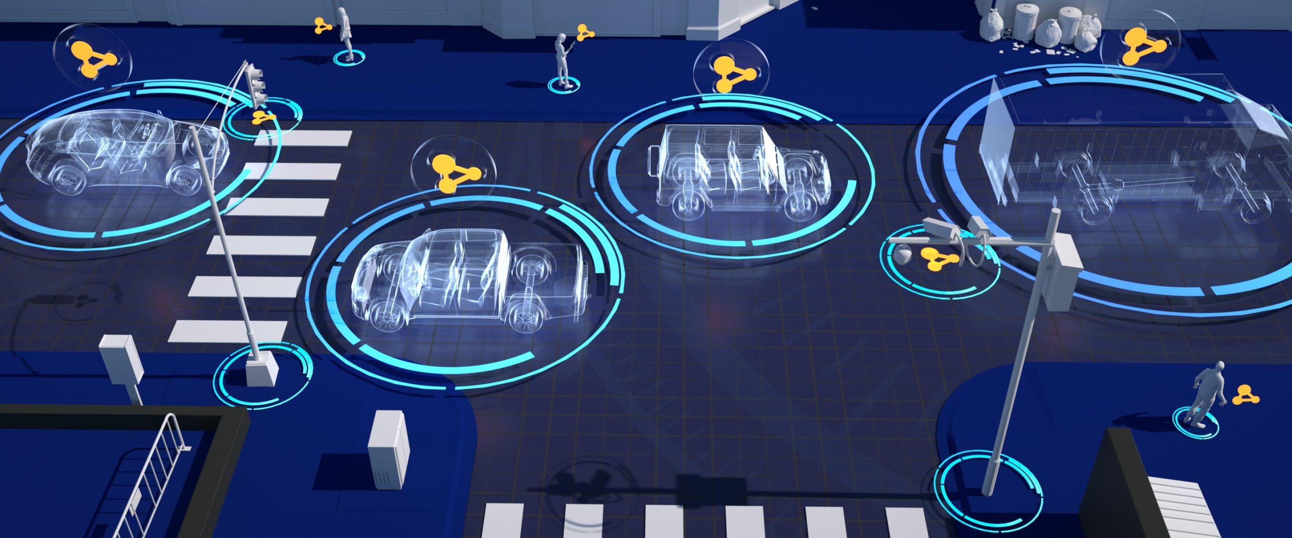 趋势四:机器间大规模协作成为可能
