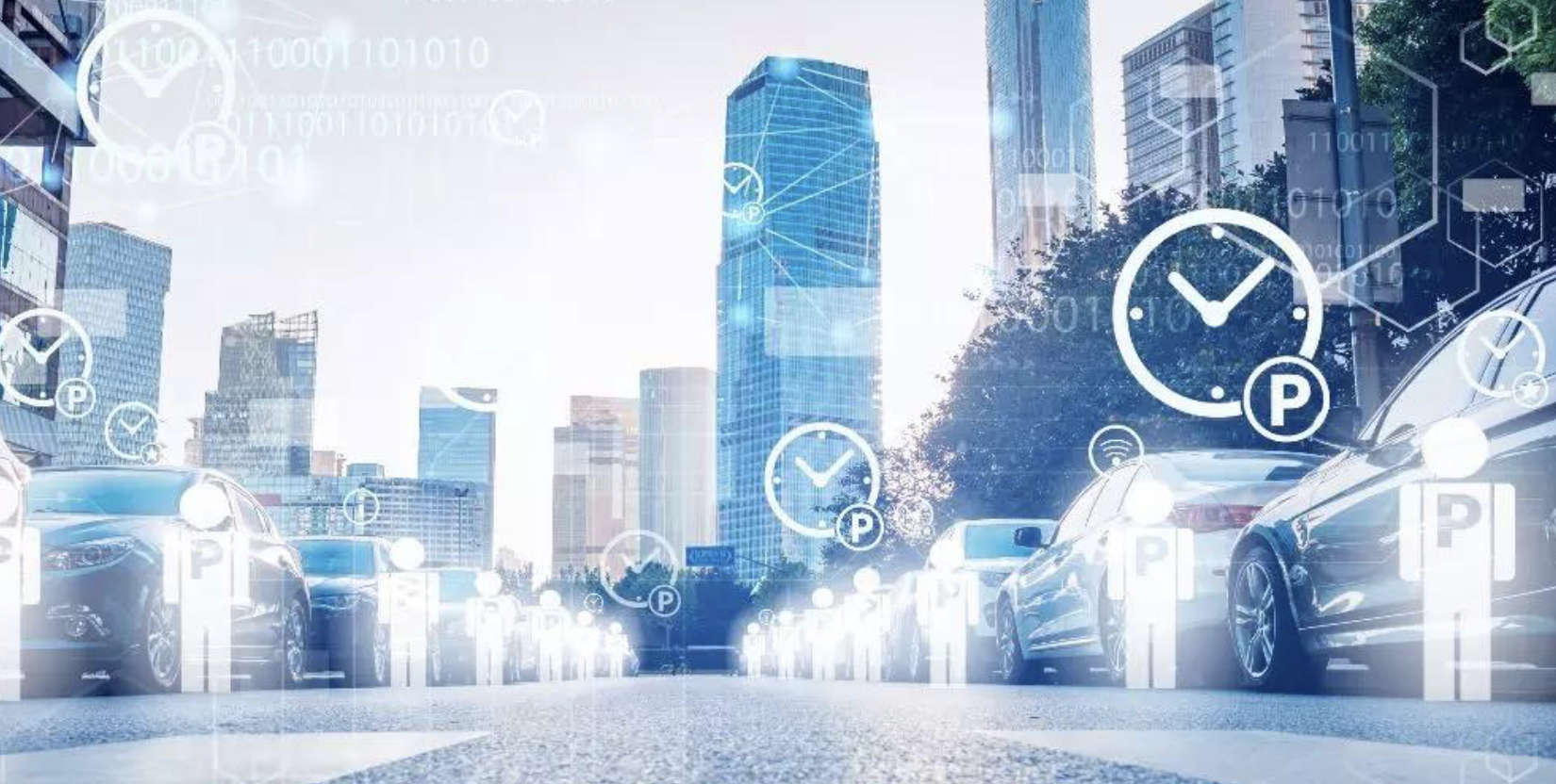 停开心:以人工智能技术+大数据,打造城市级智慧停车数字化平台
