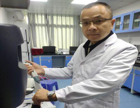 厦门市科技创新杰出人才奖:刘光明