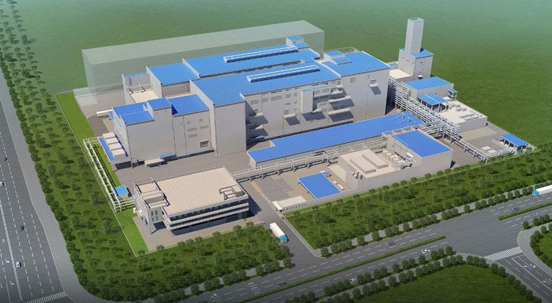日本电气硝子玻璃(厦门)全国产量最大的液晶玻璃基板生产基地