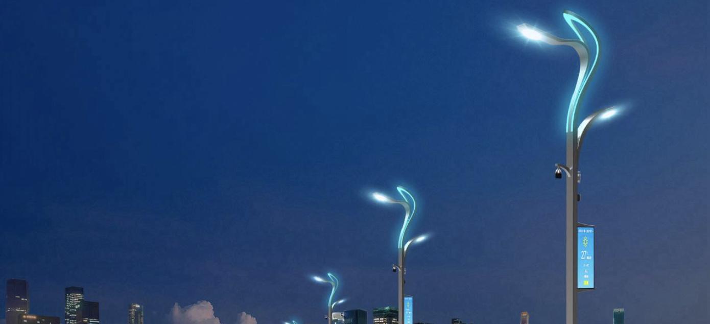 智慧灯杆被纳入城市新基建 厦门智联信通加速布局
