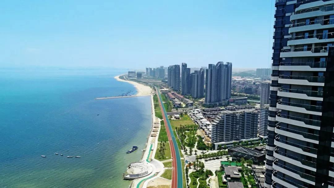 """一大批高科技企业入驻环东海域 一座""""未来科技之城""""正在崛起"""