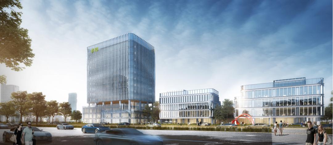 集微科技在厦门软件园投资建设高科技创新产业园区
