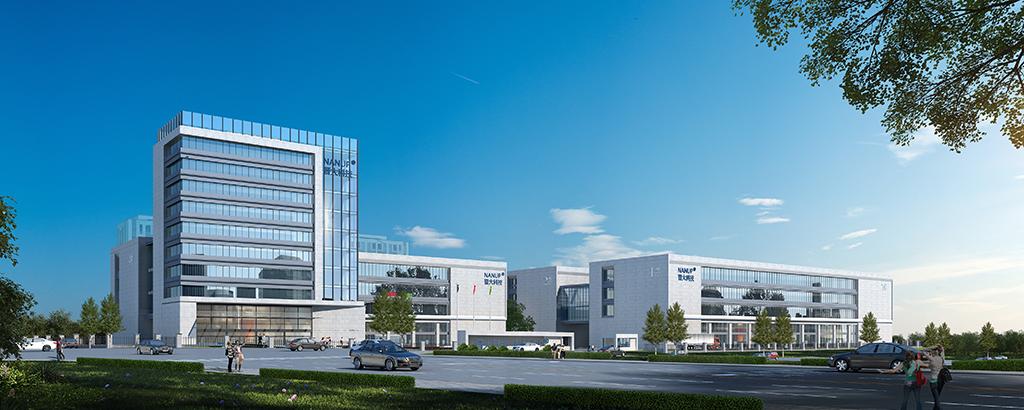 致力于中国纳米抗菌材料研发,晋大纳米新材料产业园近日开工建设