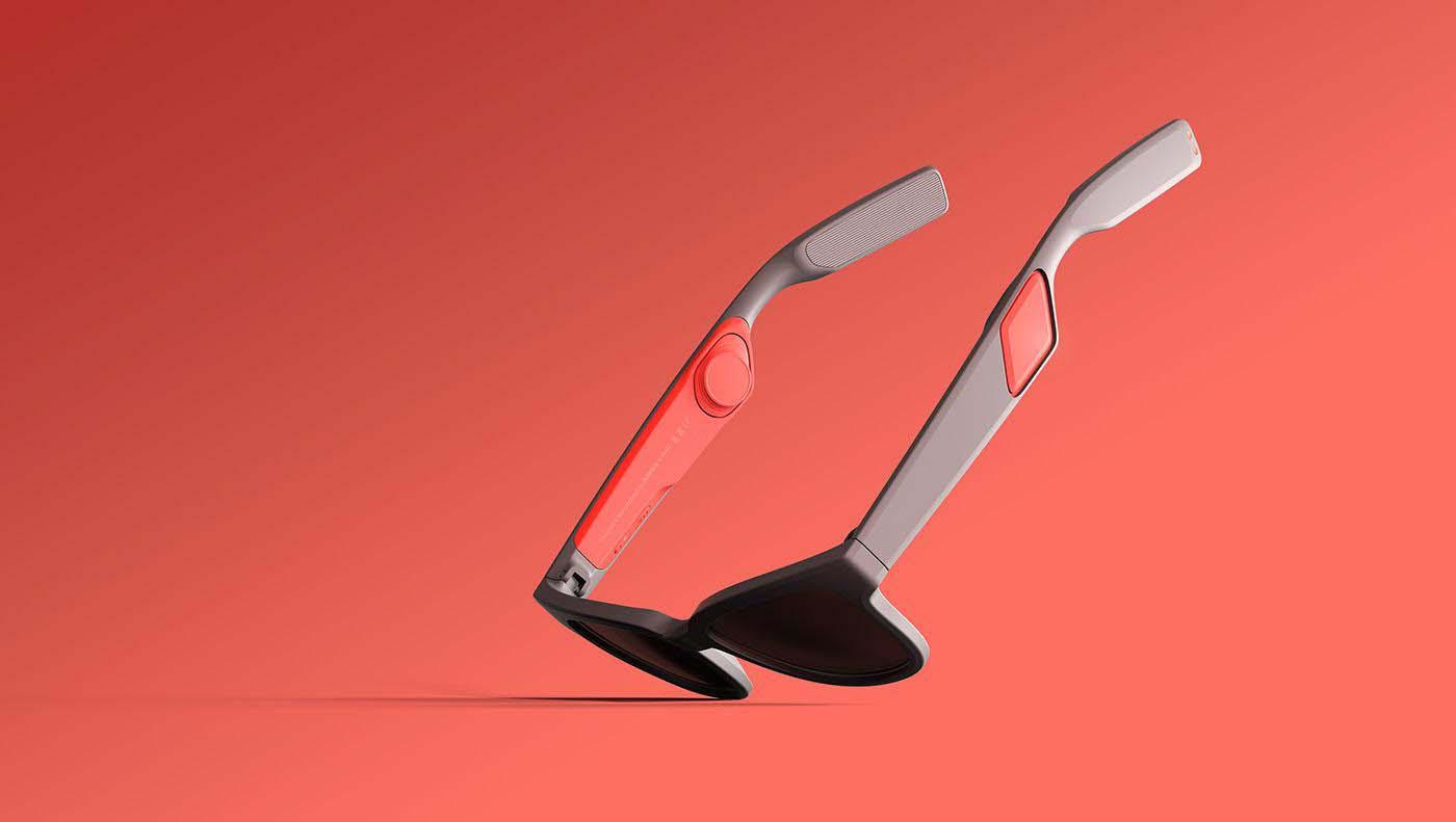 聆太尔黑科技:骨传导眼镜 一款不戴助听器的助听器