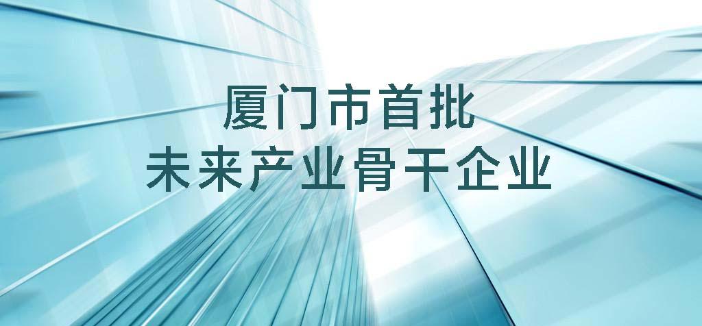 最新发布:厦门市首批未来产业骨干企业名单出炉 共69家企业上榜
