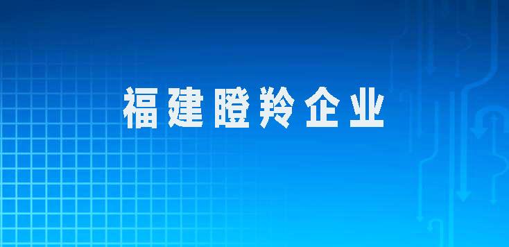"""发布:2021福建省数字经济领域""""瞪羚企业""""名单"""
