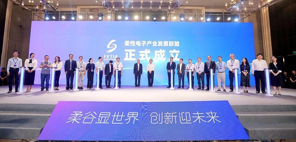 全国首个柔性电子产业发展联盟在成都高新区成立,厦门这家企业也在积极布局该产业